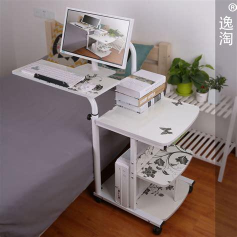 bedside table laptop desk yi amoy design hanging mobile home desktop machine