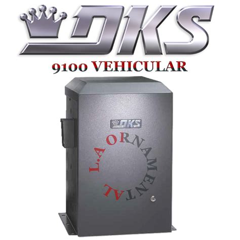 door king gate operator doorking 9100 slide gate opener sliding dks