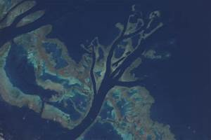 Great Barrier Reef From Space NASA - Pics about space