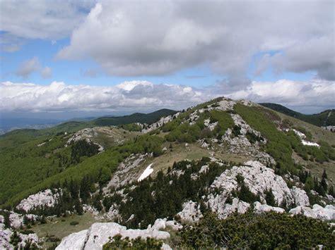 Botanischer Garten Velebit by Wandern Im Nationalpark Nord Velebit Kroatien