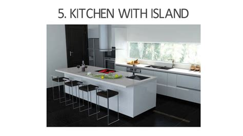 Types Of Kitchen Designs & Styles  Youtube