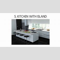 Types Of Kitchen Designs & Styles  Youtube