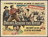 Drums across the River 1954 Original Movie Poster #FFF ...