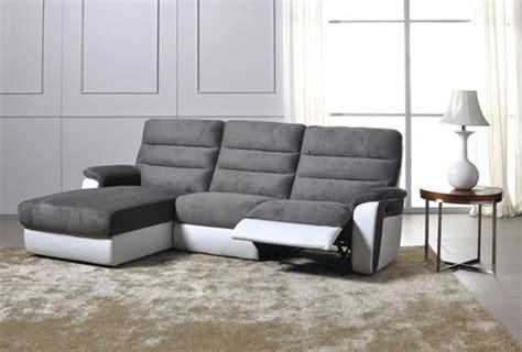 canape relax electrique canapé d 39 angle gauche relax electrique biaritz aruba gris