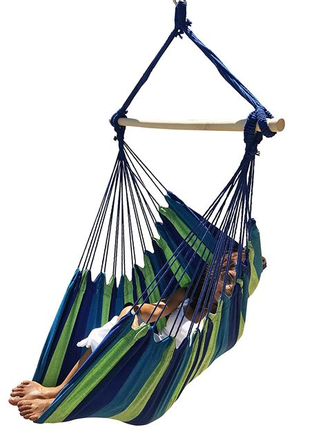 Hanging A Hammock Chair by Hammock Hanging Rope Chair Porch Swing Seat Patio Cing