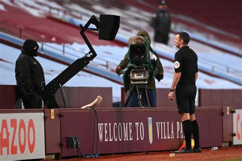 Lineker wades into VAR penalty controversy in Villa defeat