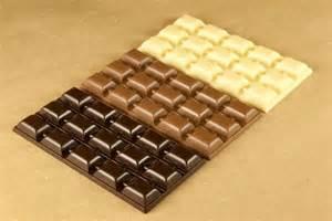 White Milk Dark Chocolate Bar
