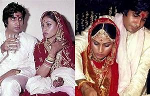 Amitabh Bachchan and Jaya Bhaduri wedding | Bollywood Bubble