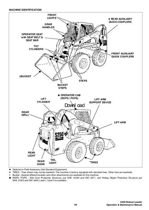 Bobcat T300 Schematic by Bobcat T300 Parts Diagram