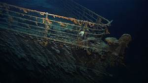 Noaa titanic expedition 2004 breathtaking wreck footage for How many floors did the titanic have