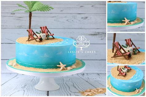 paradise island cake cakecentralcom