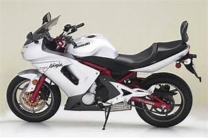 2006-2008 Kawasaki Ninja 650r Service Repair Manual Motorcycle Pdf Download
