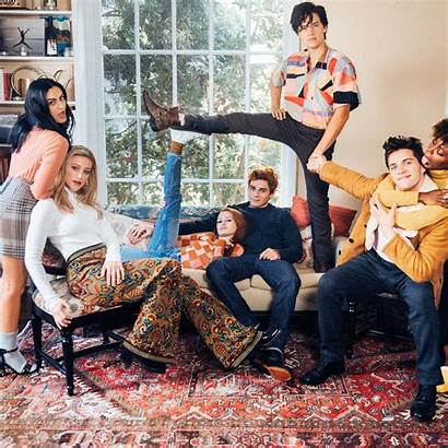 Riverdale Cast Photoshoot Season Wallpapers Shoot 4k