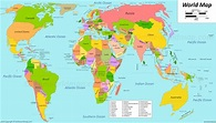 World Maps | Maps of all countries, cities and regions of ...