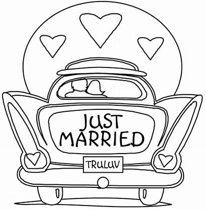 Coloring Pages Married
