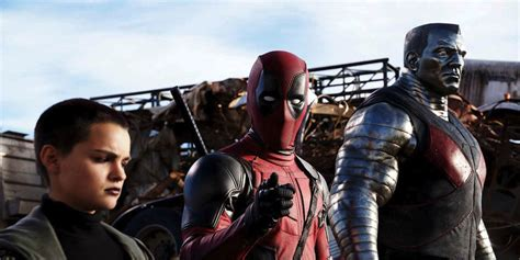 Deadpool Infographic Separates The Movie's Heroes From The