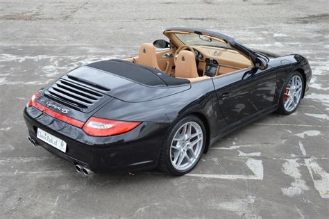 2006 porsche 911 carrera s cabriolet! Classic Park Cars | Porsche 911/997.2 Carrera 4S Cabriolet