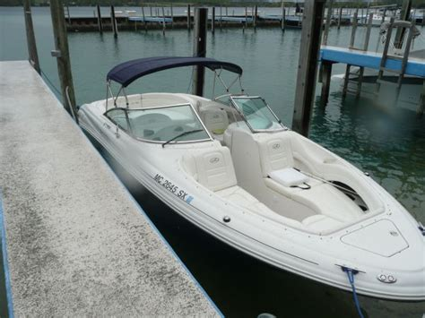 Used Sea Ray Boats In Michigan by Used Bowrider Sea Ray Boats For Sale In Michigan United