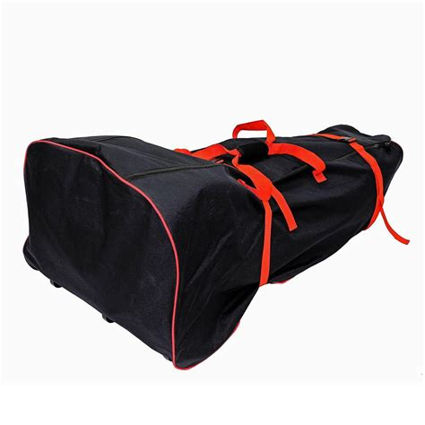 tree storage bag premium artificial rolling tree storage bag for trees up to 7 5 ft 75015 1ho the home depot