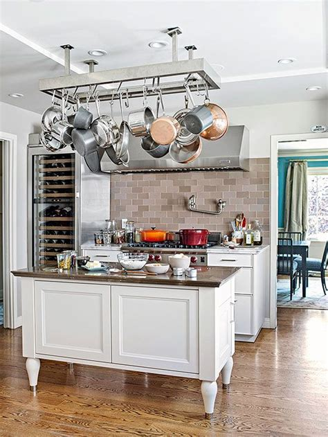 cool storage ideas 58 cool kitchen pots and lids storage ideas digsdigs