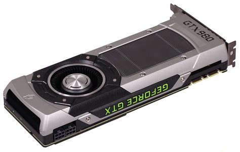 Nvidia's Maxwell Flagships Geforce Gtx 980 And Geforce