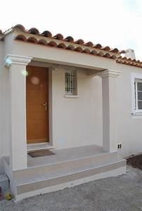 Porche Entrée Maison : maison de plain pied p lissanne dans les bouches du ~ Premium-room.com Idées de Décoration