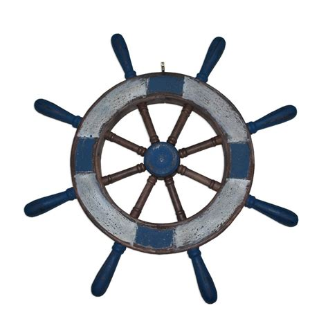 Xpress Boat Steering Wheel by 55cmwooden Boat Steering Wheel Wooden Vintage Style Wall