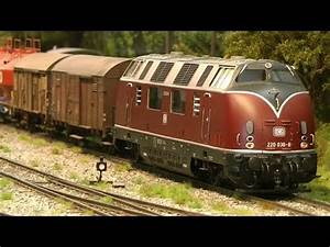 Model Trains In O Scale With Strikingly Realistic