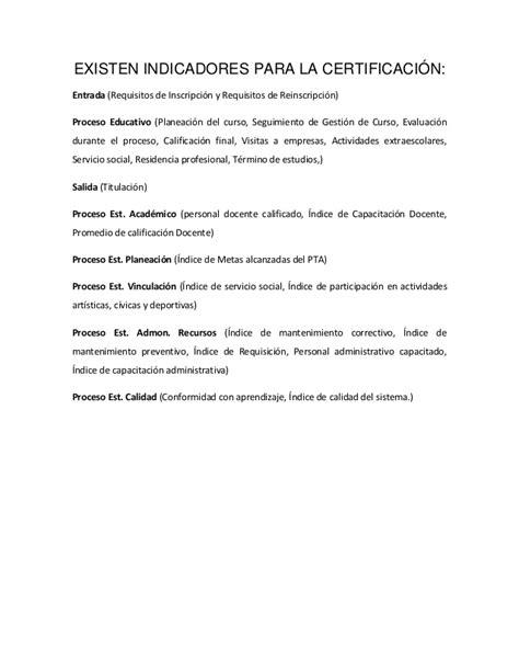 bureau veritas mexicana estandares de calidad aplicados al software