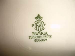 Bavaria Porzellan Wert : suppenteller teller tirschenreuth bavaria hutschenreuther creme goldrand ~ Udekor.club Haus und Dekorationen