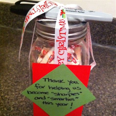 holiday gift idea for daycare teacher she s crafty