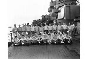 Crew USS South Dakota