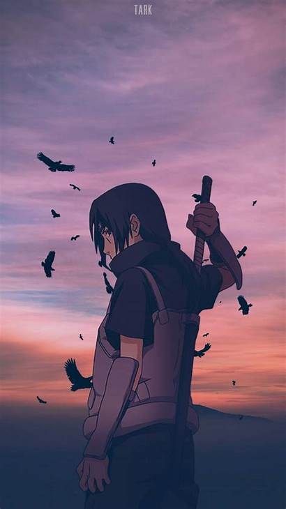 Itachi Aesthetic Naruto Wallpapers Anime Cool Uchiha