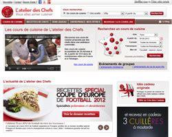 cours de cuisine dijon atelier des chefs code promo l 39 atelier des chefs réduction et bon d 39 achat