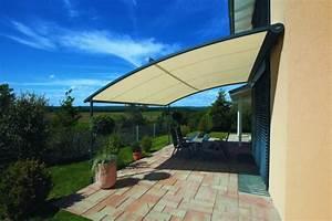 coole terrassenuberdachung ideen extravagante designs With markise balkon mit teuerste tapete der welt