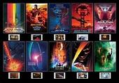 Addicted to Star Trek: Top Ten List - Pre-Reboot Movies Part 1