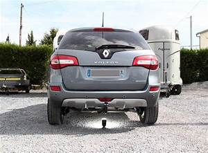 Attelage Remorque Renault : attelage renault koleos renault koleos siarr patrick remorques ~ Melissatoandfro.com Idées de Décoration