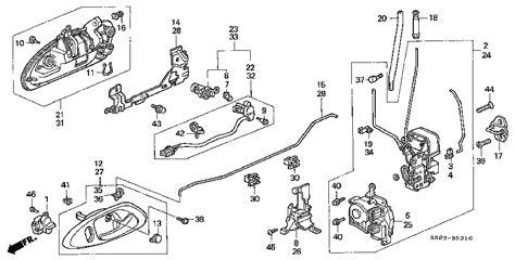 Honda Accord Door Lock Wiring Diagram by Cost To Replace Driver Door Lock Actuator In A 2000 Accord