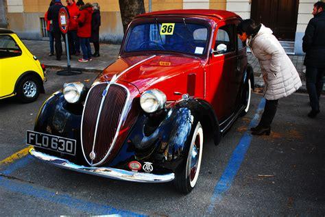 1938 Fiat 508 C Nuova Balilla 1100 Trasformabile By