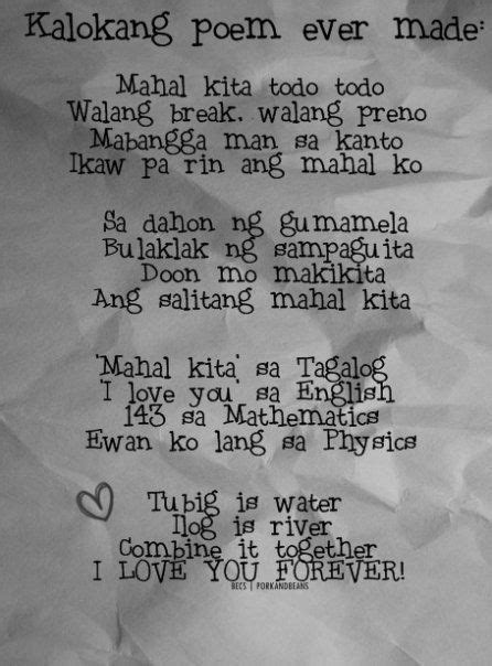 Love Quotes Poems Tagalog - Video Search Engine at Search com