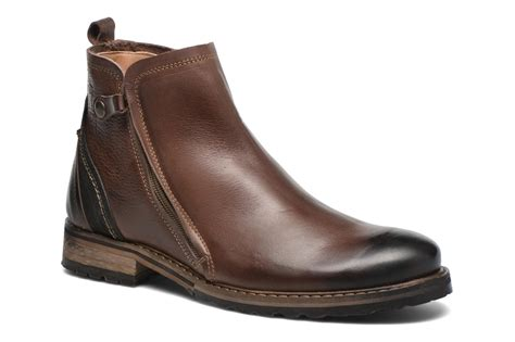 Chaussure Homme Bullboxer Todd Brown Gx90506