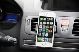 Attache Portable Voiture : support voiture pour portable tout pour votre voiture ~ Nature-et-papiers.com Idées de Décoration