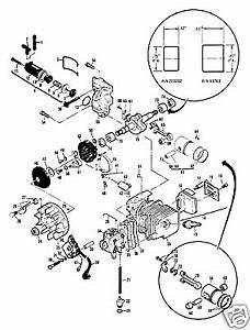 Insulator Mcculloch Chainsaw 110 120 130 140 155 165 Part