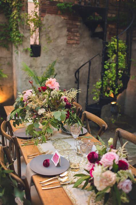 Modern Plus Vintage Wedding Ideas