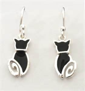 cat earrings cat accessories and cat clothes
