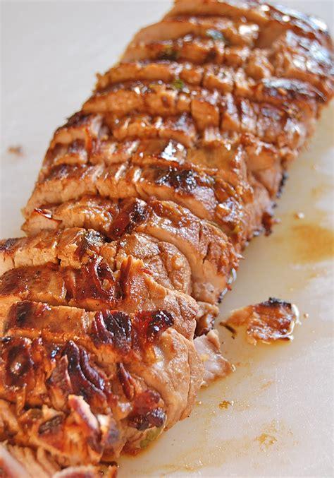 pork loin chef mommy pork tenderloin with pan sauce