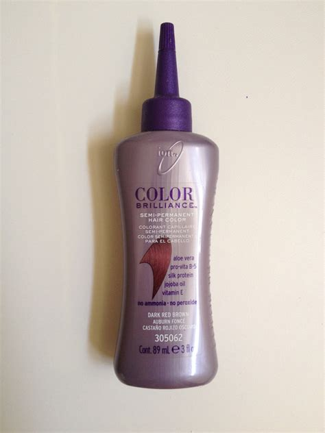 ion color brilliance semi permanent hair color 301 moved permanently