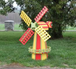 wooden windmill lawn ornaments bing images