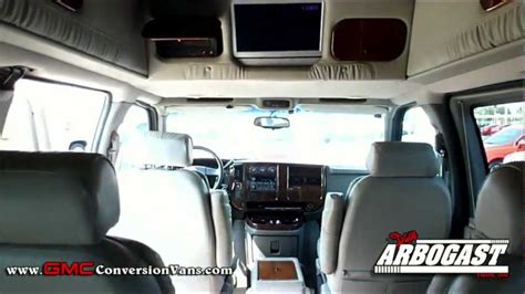 chevrolet explorer awd  top conversion van