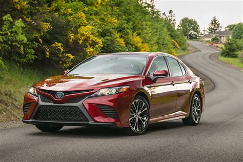 Hybrid Cars With Best Mpg by 2018 Toyota Camry Se Hybrid 05